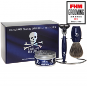 "The Bluebeards Revenge ""Privateer Collection"" Mach 3 Razor Gift Set"