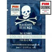 The Bluebeards Revenge Cooling Moisturiser Sachet (2ml)