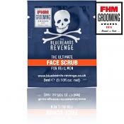 The Bluebeards Revenge Face Scrub Sachet (3ml)