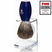 "The Bluebeards Revenge ""Privateer Collection"" Badger Brush and Drip Stand"