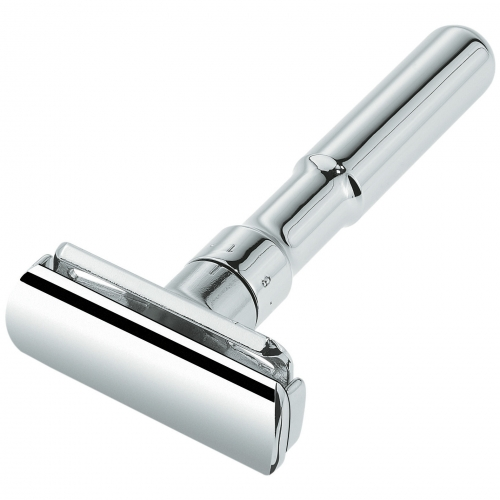Merkur Futur 761 Adjustable Safety Razor with Chrome Finish