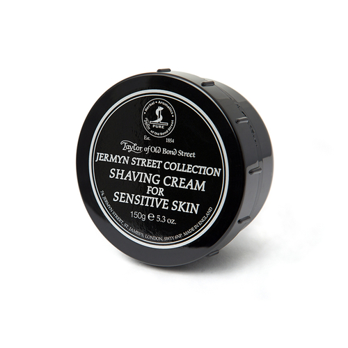 Jermyn Street Collection Shaving Cream for Sensitive Skin (150g)