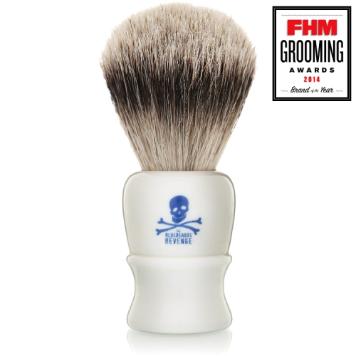 The Bluebeards Revenge 'Corsair' Super Badger Shaving Brush