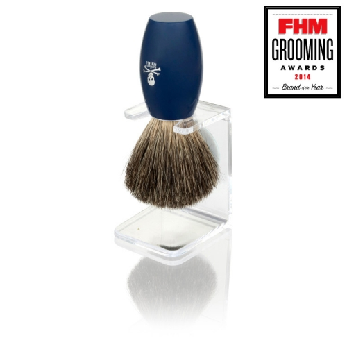 The Bluebeards Revenge Privateer Collection Badger Brush & Drip Stand