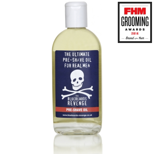 The Bluebeards Revenge Pre Shave Oil (125ml)