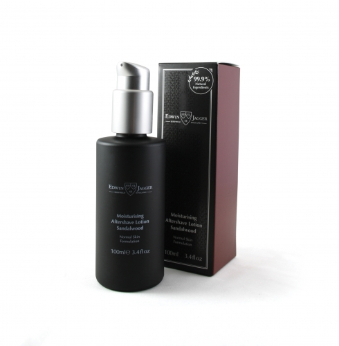 Edwin Jagger Sandalwood Aftershave Lotion (100ml)