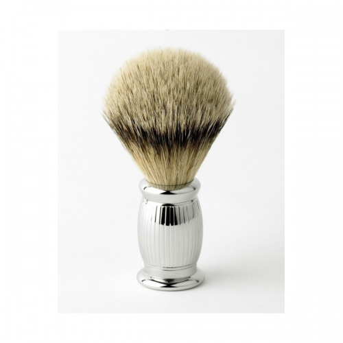 Edwin Jagger Super Badger Brush (Bulbous Lined)