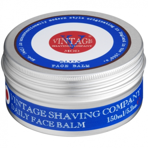 Vintage Shaving Mod Daily Face Balm (150ml)