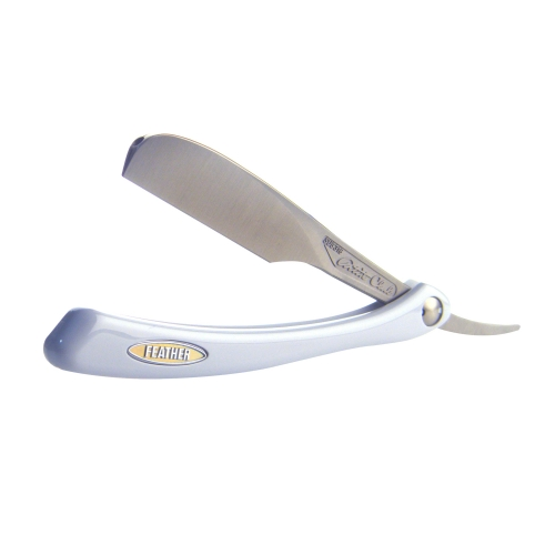 Feather Professional Artist Club DX Stainless Steel Straight Razor