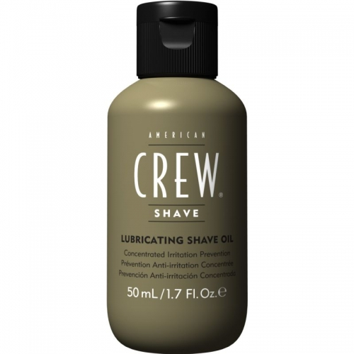 American Crew Lubricating Shave Oil (50ml)