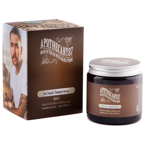 Apothecary 87 Pomade - Maple (100g)