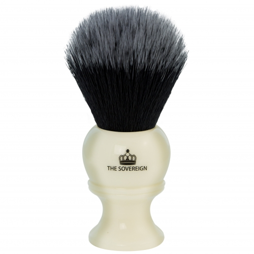 The Sovereign Synthetic Shaving Brush