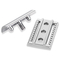 Hammerhead Closed Comb Double Edge Razor Head