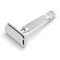 Stainless Steel Handle Double Edge Razor  (Lucky Dip Seconds Handle)