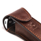 Muhle Leather Safety Razor Case (Brown)