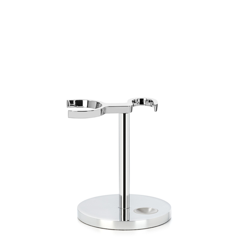 Muhle Universal Chrome Plated Brush and Razor Stand
