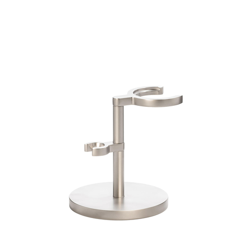 Muhle ROCCA Stainless Steel Brush and Razor Stand