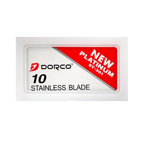 Dorco ST301 Double Edged Razor Blades