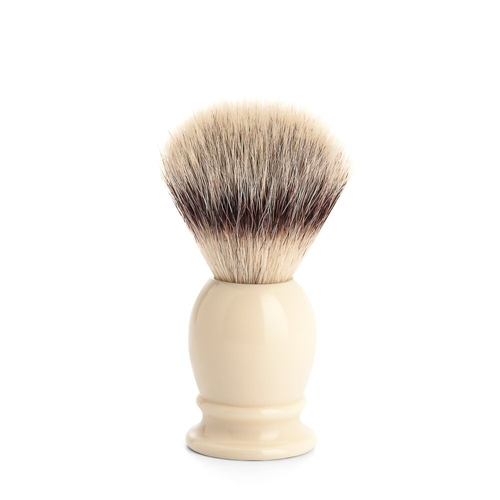 Muhle Faux Ivory Synthetic Fibre Shaving Brush (39K257)