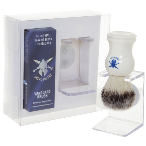 Dreadnought Vanguard Synthetic Brush & Drip Stand